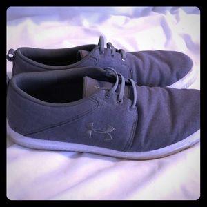Men's UA slip on sneakers